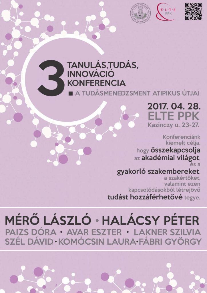 Lartco - Tanulás tudás innováció konferencia